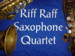 Riff Raff Saxophone Quartet